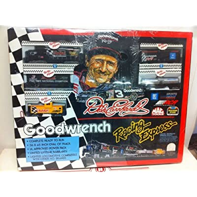 Amazon.com : Dale Earnhardt Sr Goodrwrench Nascar Racing Express HO