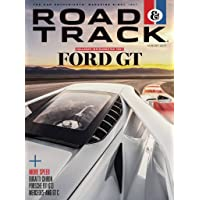 1-Year (10 Issues) of Road & Track Magazine Subscription