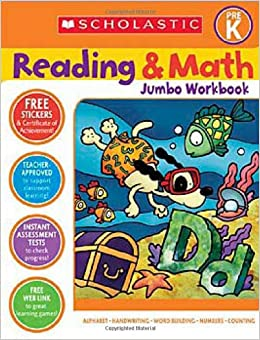 Best pre k reading books