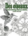 Des Oiseaux Livre de Coloriage Pour L...