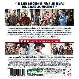 Les visiteurs, la révolution [Blu-ray]