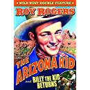 The Arizona Kid (1940) / Billy the Kid Returns (1938) (Wild West Double Feature)
