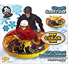 Uncle Bob's 48 Circuit Snow Transparent Tube
