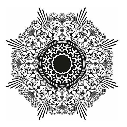 mandala zauber fantastisches zum ausmalen malprodukte f r erwachsene geschenk. Black Bedroom Furniture Sets. Home Design Ideas