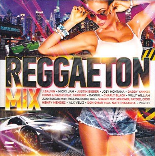 Reggaeton Mix [CD] 2016