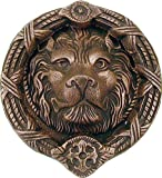 Medieval Lion Door Knocker