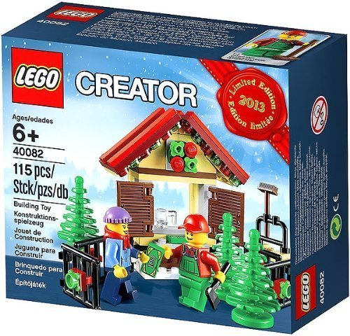 Lego Creator Tree Stand 2013 Limited Edition Holiday Set 40082 by LEGO
