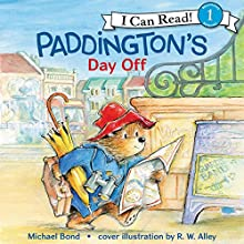 Paddington's Day Off Audiobook by Michael Bond Narrated by Christian Coulson