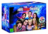 The Big Bang Theory - Staffel 1 bis 8 inkl. Cluedo (exklusiv bei Amazon.de) [Blu-ray] [Limited Edition]