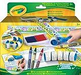 Crayola - 04-1018-F-000 - Kit de Loisir Créatif - Kit de Frises à Imprimer...