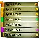 Nespresso Pack Variétés de 70 Capsules