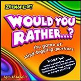 Zobmondo!! Would You Rather? Boardgame - Classic Version ~ Zobmondo!!