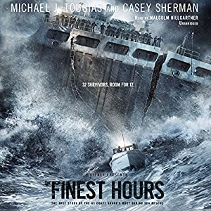 The Finest Hours Audiobook