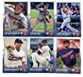 2015 Topps Baseball Cards Minnesota Twins Team Set (Series 1- 11 Cards) Including Chris Colabello, Trevor May, Anthony Swarzak, Ricky Nolasco, Glen Perkins, Eduardo Escobar, Kennys Vargas, Brian Dozier, Chris Parmelee, Phil Hughes, Brian Duensing