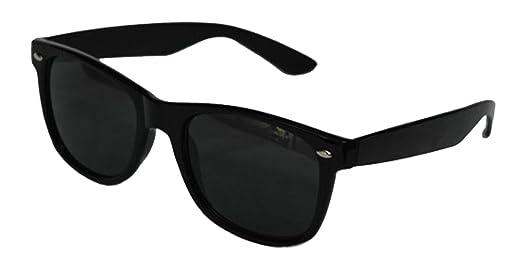 Black Lens Wayfarer Style Sunglasses \u2013 Unisex Shades UV400 (Black \u2026 \u201cRay Ray Ban ...