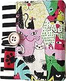 猫 大容量 カードケース (猫マルチ(005))