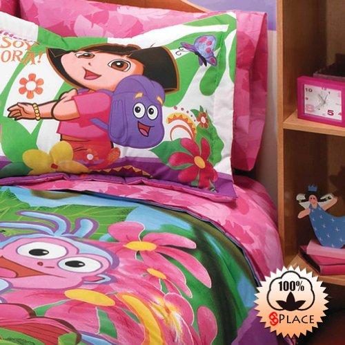Dora Twin Comforter Set