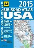 AA Big Road Atlas USA 2015 (AA Road Atlas)