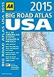 AA Big Road Atlas USA 2015