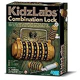 4M 68421 - seres Detective - KidzLabs - cerradura de combinación