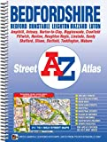 A-Z Bedfordshire County Atlas (A-Z County Atlas)