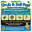 10 Million Live Beneficial Nematodes Hb - Soil Pest Exterminator