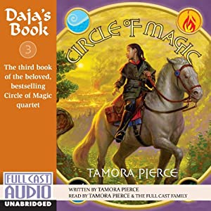 Daja's Book Audiobook