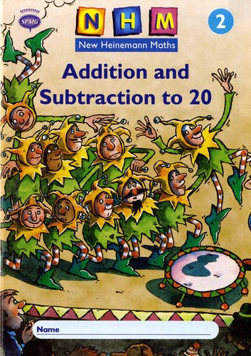 New Heinemann Maths Yr2, Addition and Subtraction to 20 Activity Book (8 Pack)