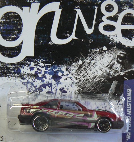 Hot Wheels HW Jukebox 27/32 Grunge '92 Ford Mustang
