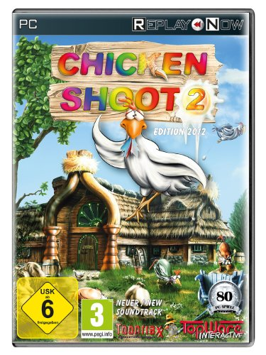 Chicken-Shoot-2-Edition-2012-DVD-ROM-Computerspiel-Importado-de-Alemania