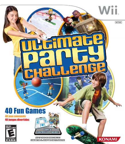 Ultimate Party Challenge with Dance Pad Bundle