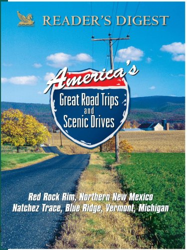 America's Great Road Trips: Red Rock, New Mexico, Natchez Trace, Blue Ridge, Vermont, Michigan (The Red Road compare prices)