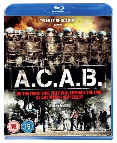 Acab Bd Blu-ray