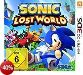 Nintendo Sonic Lost World, 3DS