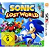 Sonic Lost World - [Nintendo 3DS]
