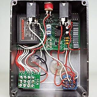 Hungry Robot Pedals Stargazer 音楽的なトーンで独立した設定を切替えられるデュアルチャンネルリバーブ ハングリーロボットペダルズ スターゲイザー 国内正規品