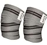 Ultimate Power Weight Lifting Knee Wraps Lifter Lifting Wraps 74