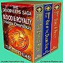 Dragoneer Saga - The Royalty Cycle Boxed Set: Books, 4, 5, and 6: Dragoneer Saga Boxed Set, Book 2 Audiobook by M.R. Mathias Narrated by Christine Padovan