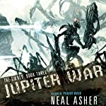 Jupiter War: The Owner, Book 3 | Neal Asher