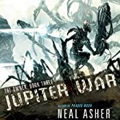 Jupiter War: The Owner, Book 3 | [Neal Asher]