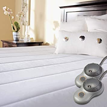 heated mattress pads  class=img-responsive