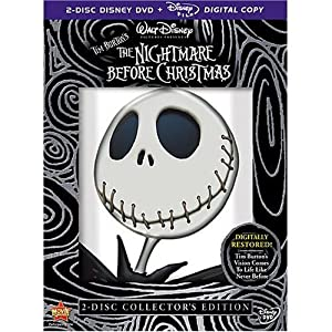 The Nightmare Before Christmas Two-disc Collectors Edition by WALT DISNEY STUDIOS HOME ENTERTAINMENT