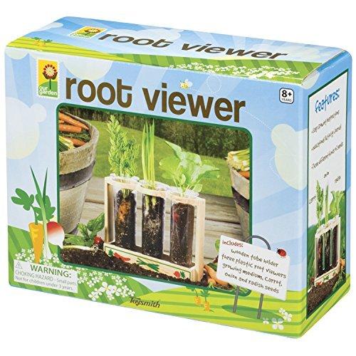 Garden Root Viewer Model