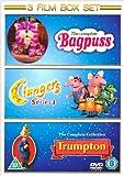 echange, troc Bagpuss Complete Series / Clangers Series 1 / Trumpton Complete Series [Import anglais]