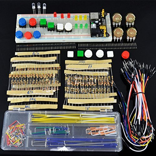 Gikfun Electronics fans Parts Component Starter Kit For Arduino EK8390