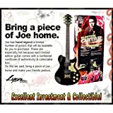RARE - Joe Trohman Fall Out Boy Limited Edition Authentic Autographed Washburn Electric Guitar Pack Set