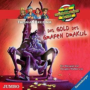 Das Gold des Grafen Drakul (Die Knickerbocker-Bande 54) Hörspiel