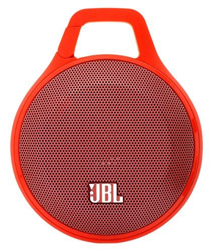 【国内正規品】 JBL CLIP ワイヤレススピーカー Bluetooth対応 レッド JBLCLIPREDAS