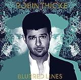 Songtexte von Robin Thicke - Blurred Lines