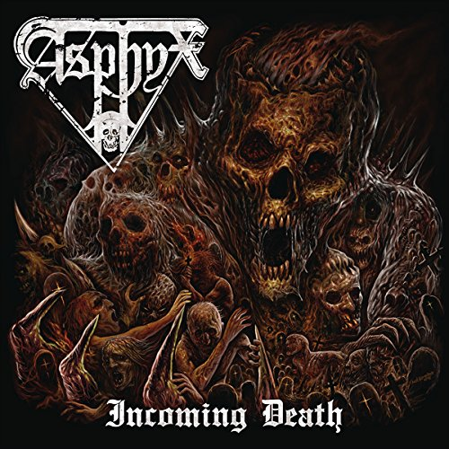 Incoming Death [1 CD + 1 DVD]